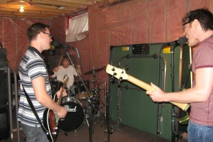 Owenshire Band Kitchener Basement Spring 2007