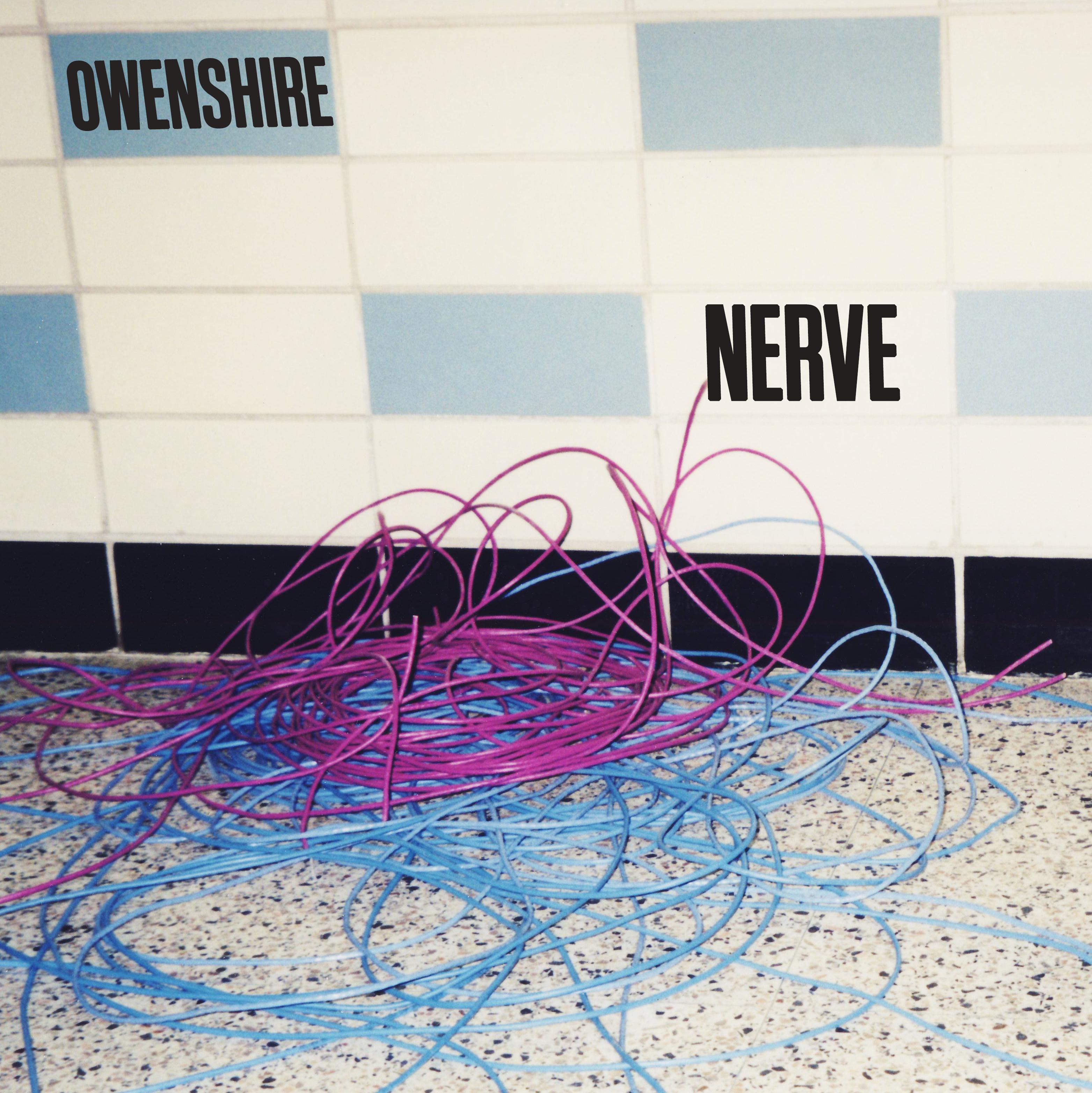 Owenshire Nerve Album Cover Robert Muhlbock