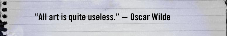 Owenshire Quotations Still Life